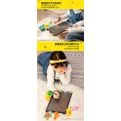 新易达文具-皮卡丘儿童液晶手写板电子绘画板12.2寸彩色儿童宝宝家用涂鸦黑板