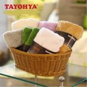 多样屋雪绒超细纤维方巾/面巾/浴巾